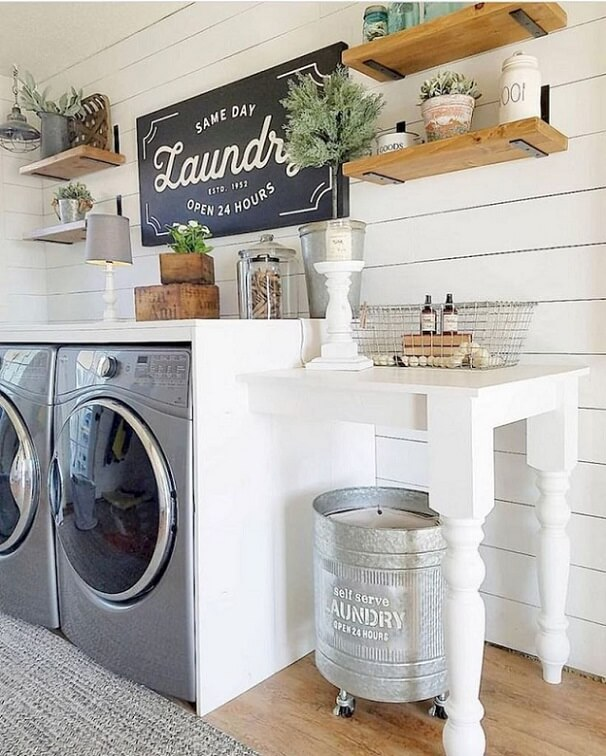 19 Laundry Room Design Ideas Floors Storage And More Square One